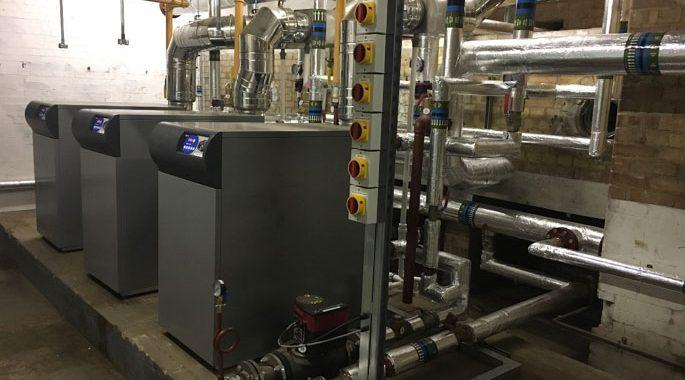 Schools Boiler Replacement