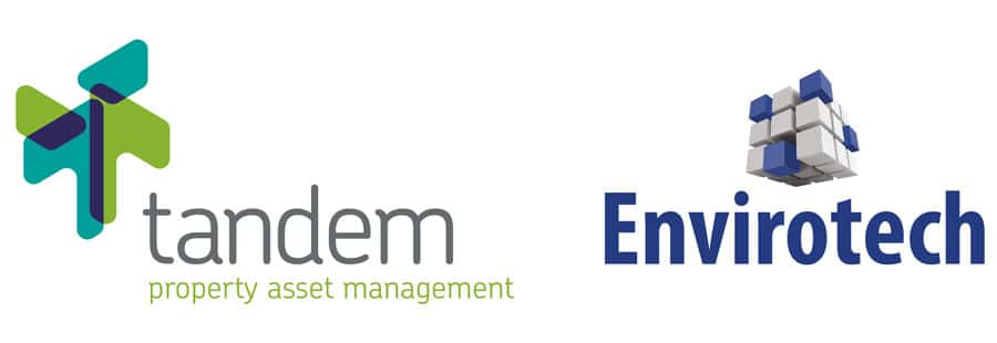 Tandem and Envirotech logos